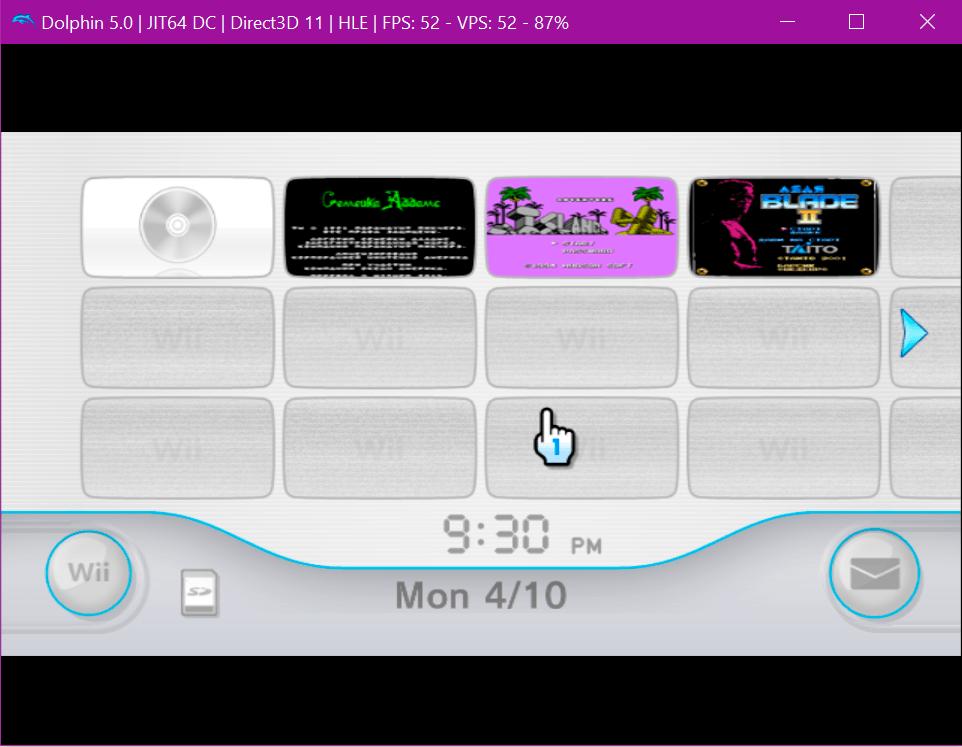 Делаем свои игры Virtual Console для Nintendo Wii